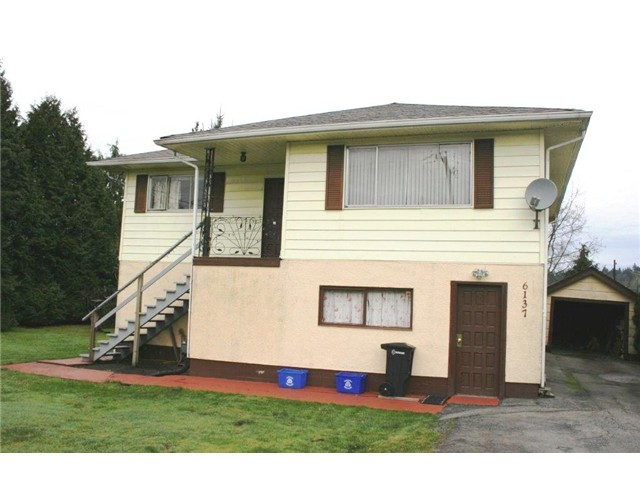 "Main Photo: 6137 10TH Avenue in Burnaby: Big Bend House for sale in ""BIG BEND"" (Burnaby South)  : MLS® # V1107841"