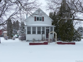 Main Photo: 6 First Street in EMERSON: Manitoba Other Residential for sale : MLS(r) # 1506657
