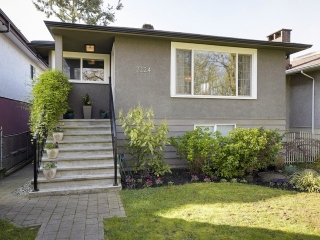 Main Photo: 2224 E 8TH Avenue in Vancouver: Grandview VE House for sale (Vancouver East)  : MLS® # V1118254