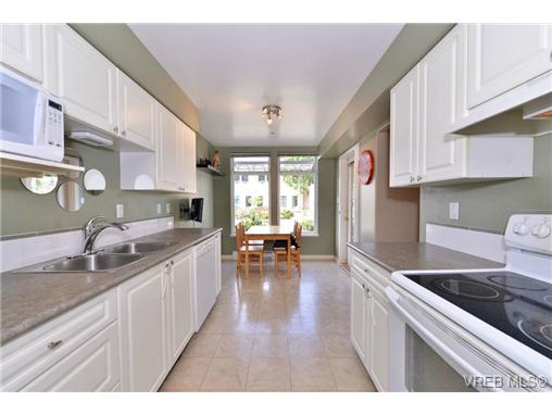 Photo 2: VICTORIA REAL ESTATE = Mt. Tolmie Condo For Sale SOLD With Ann Watley