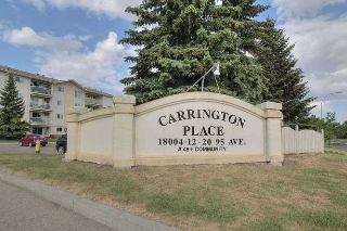 Main Photo: 406 18020 95 Avenue NW in : Zone 20 Condo for sale (Edmonton)  : MLS(r) # E3420510
