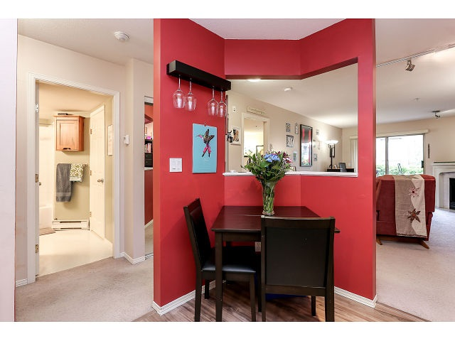 "Main Photo: 107A 2615 JANE Street in PORT COQ: Central Pt Coquitlam Condo for sale in ""BURLEIGH GREEN"" (Port Coquitlam)  : MLS® # R2001611"