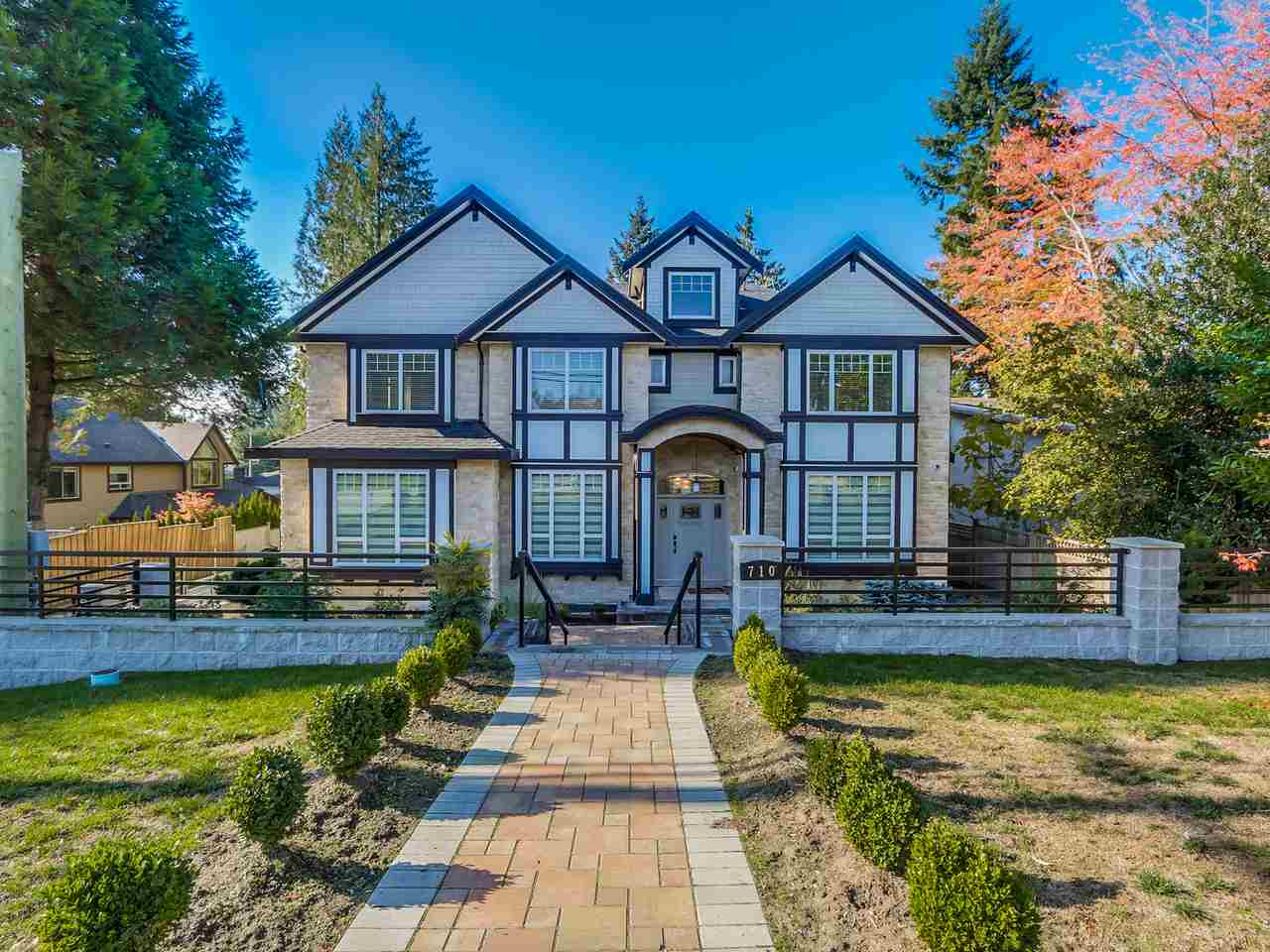 Main Photo: 710 POIRIER Street in Coquitlam: Central Coquitlam House for sale : MLS® # R2009770