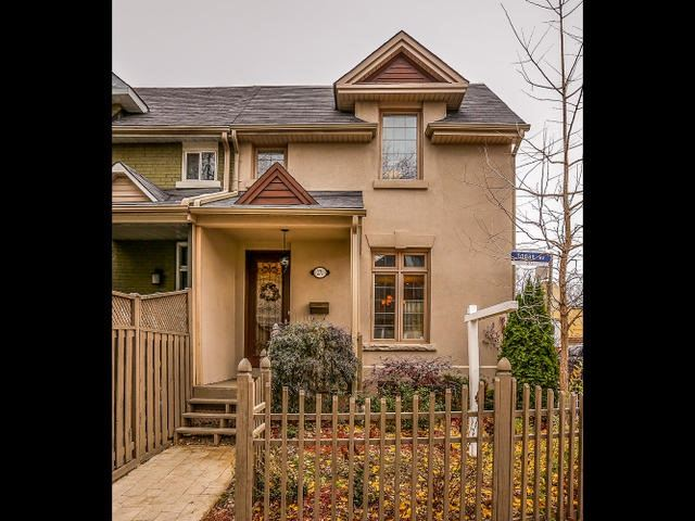 Main Photo: 271 Logan Avenue in Toronto: South Riverdale House (2-Storey) for sale (Toronto E01)  : MLS®# E3375029