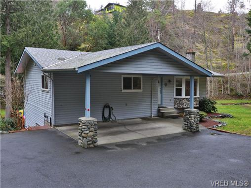 Main Photo: 5308 Rocky Point Road in VICTORIA: Me Rocky Point Single Family Detached for sale (Metchosin)  : MLS® # 359322