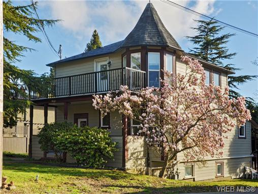 Main Photo: 911 Richmond Avenue in VICTORIA: Vi Fairfield East Single Family Detached for sale (Victoria)  : MLS(r) # 362037