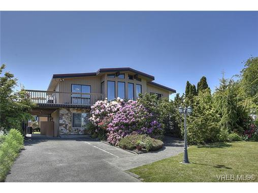 Main Photo: 8012 Arthur Drive in SAANICHTON: CS Turgoose Single Family Detached for sale (Central Saanich)  : MLS®# 365275