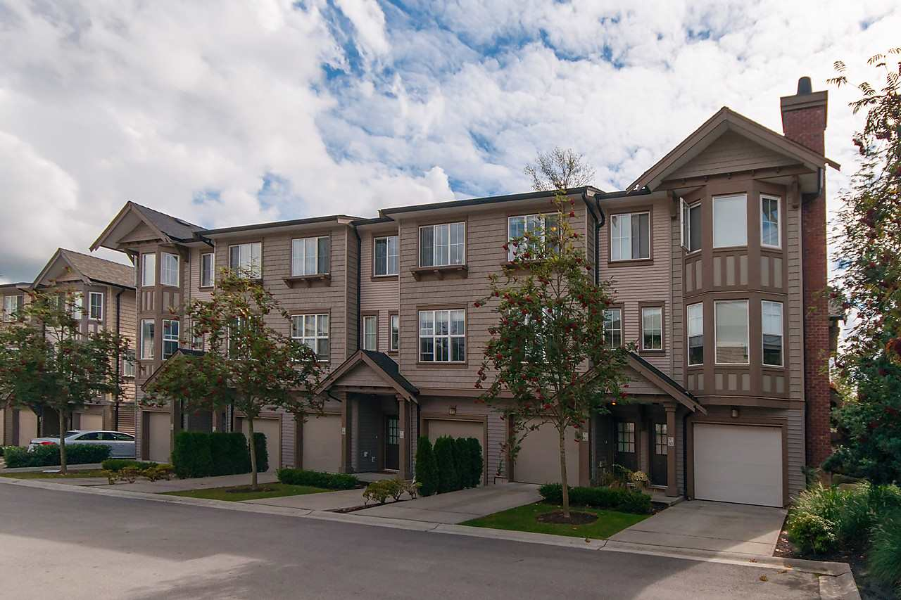 "Photo 2: 82 14838 61 Avenue in Surrey: Sullivan Station Townhouse for sale in ""SEQUOIA"" : MLS® # R2107237"