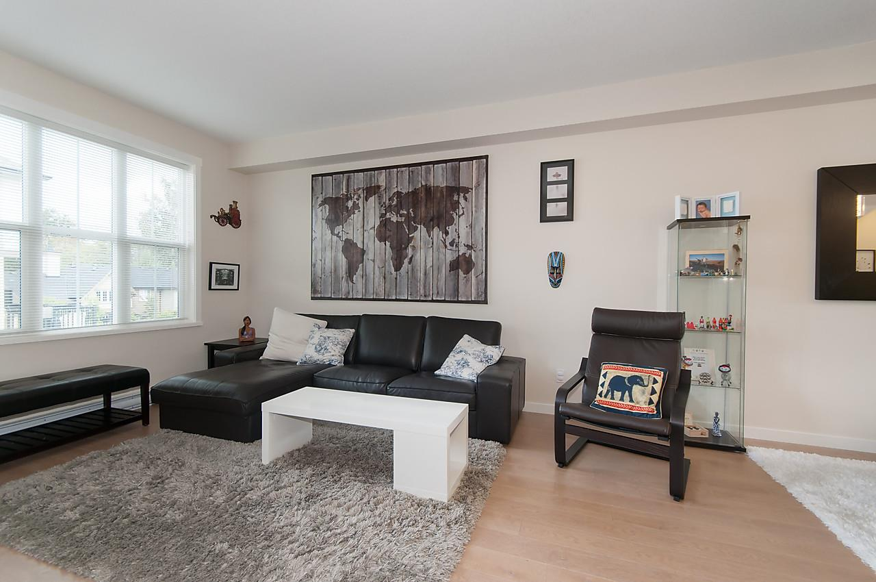 "Photo 4: 82 14838 61 Avenue in Surrey: Sullivan Station Townhouse for sale in ""SEQUOIA"" : MLS® # R2107237"