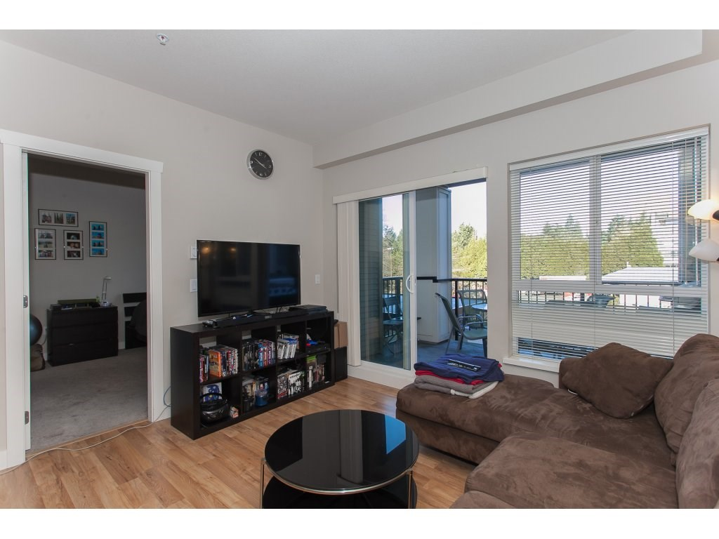 "Photo 3: 322 9655 KING GEORGE Boulevard in Surrey: Whalley Condo for sale in ""GRUV"" (North Surrey)  : MLS(r) # R2134761"
