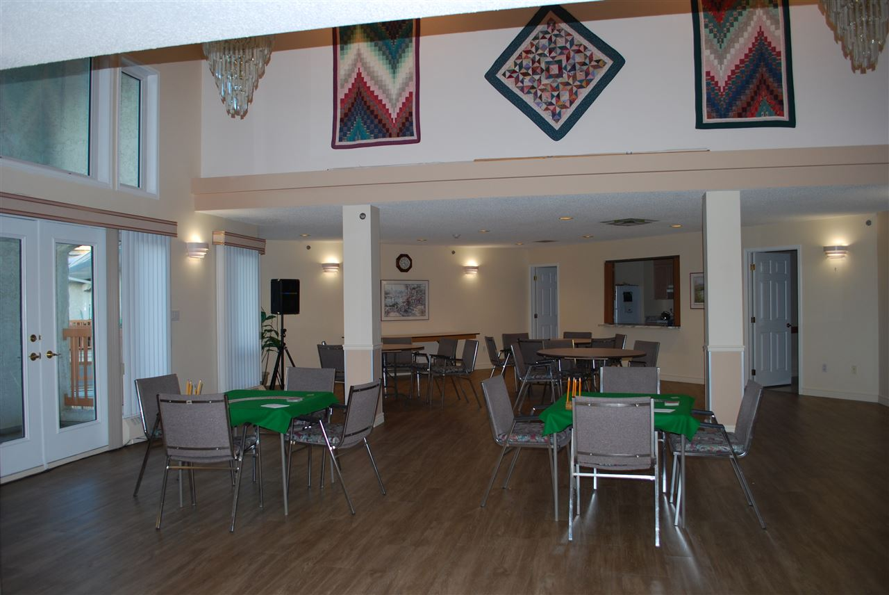 Fourth Floor Social Room