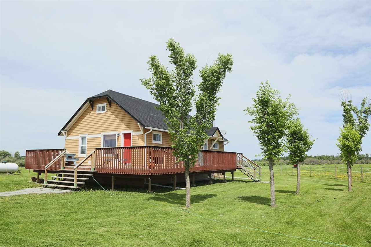 Main Photo: 453029 RR275: Rural Wetaskiwin County House for sale : MLS(r) # E4050686