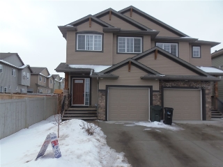 Main Photo: 61 MEADOWVIEW Court: Spruce Grove House Half Duplex for sale : MLS(r) # E4054544