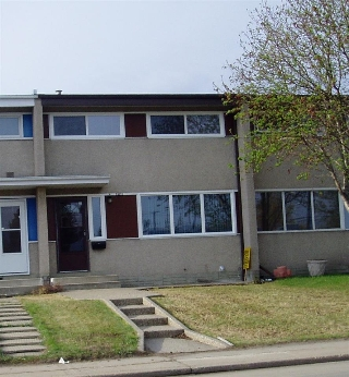 Main Photo: 10805 134 Avenue NW in Edmonton: Zone 01 Attached Home for sale : MLS(r) # E4054637