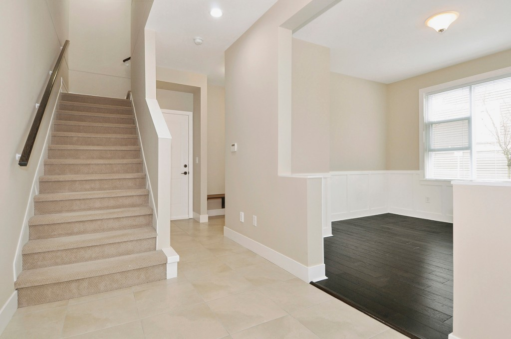 "Photo 2: 23 1299 COAST MERIDIAN Road in Coquitlam: Burke Mountain Townhouse for sale in ""THE BREEZE"" : MLS(r) # R2152588"