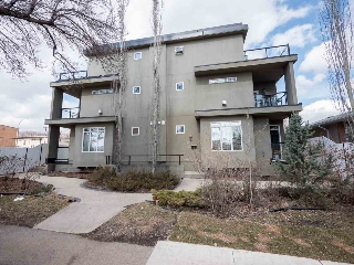 Main Photo: 2 9856 83 Avenue in Edmonton: Zone 15 Townhouse for sale : MLS(r) # E4059317
