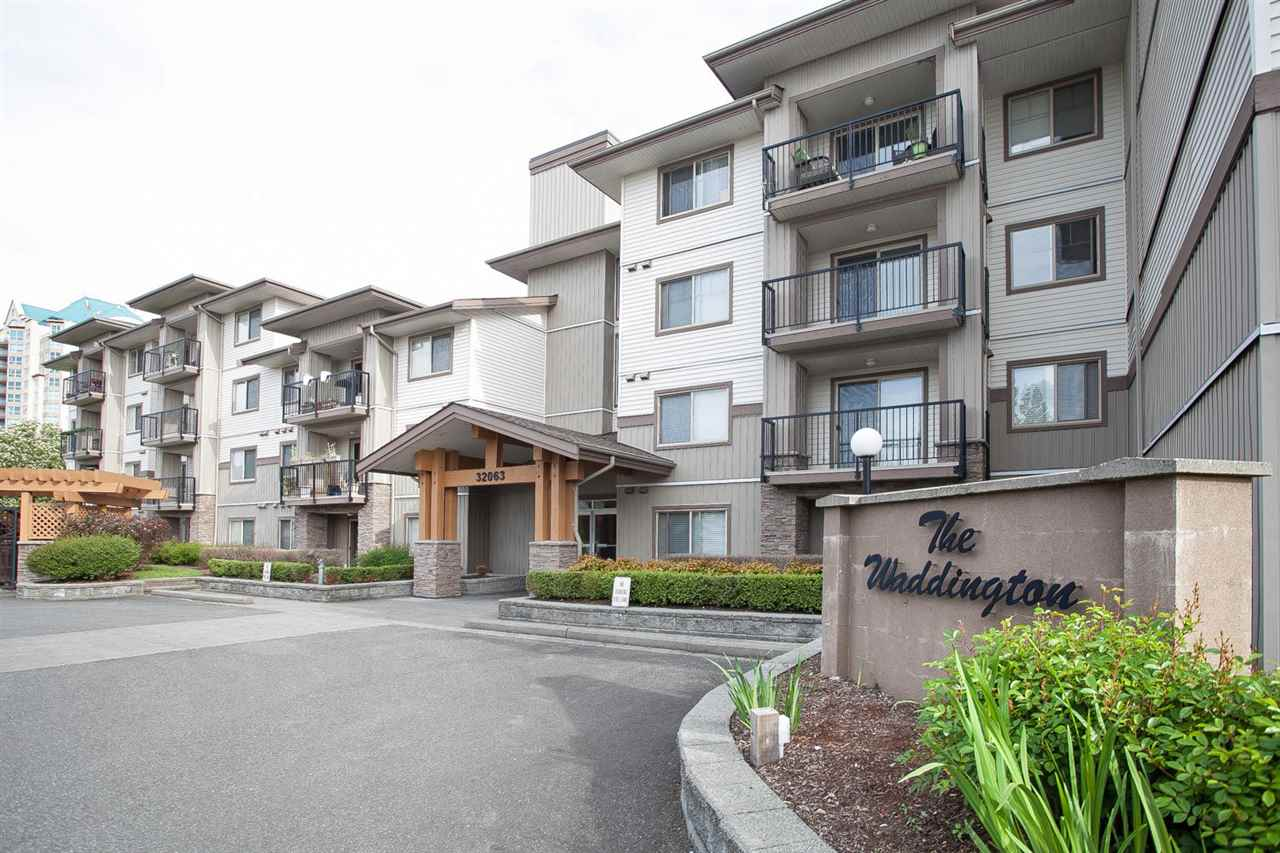 "Photo 2: 206 32063 MT. WADDINGTON Avenue in Abbotsford: Abbotsford West Condo for sale in ""The Waddington"" : MLS(r) # R2160852"