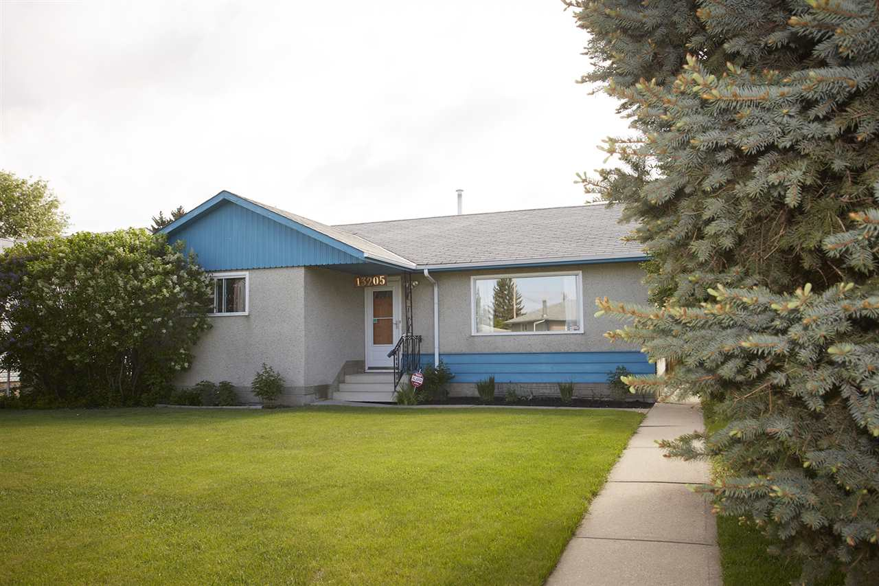 Main Photo: 13205 123 Street in Edmonton: Zone 01 House for sale : MLS(r) # E4066155