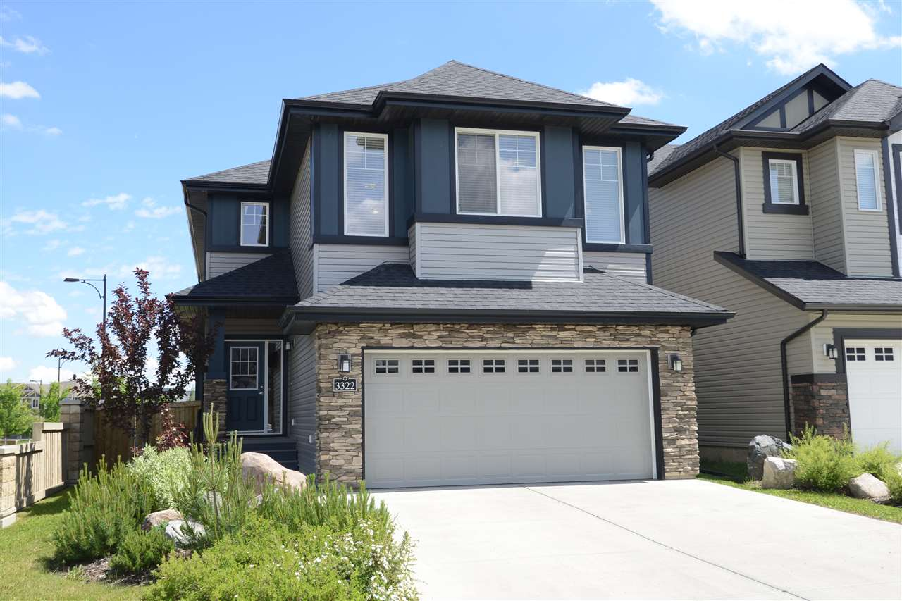 Main Photo: 3322 ABBOTT Crescent in Edmonton: Zone 55 House for sale : MLS(r) # E4070202