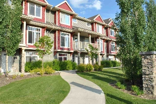 Main Photo: 119 CALLAGHAN Drive in Edmonton: Zone 55 Townhouse for sale : MLS(r) # E4071094