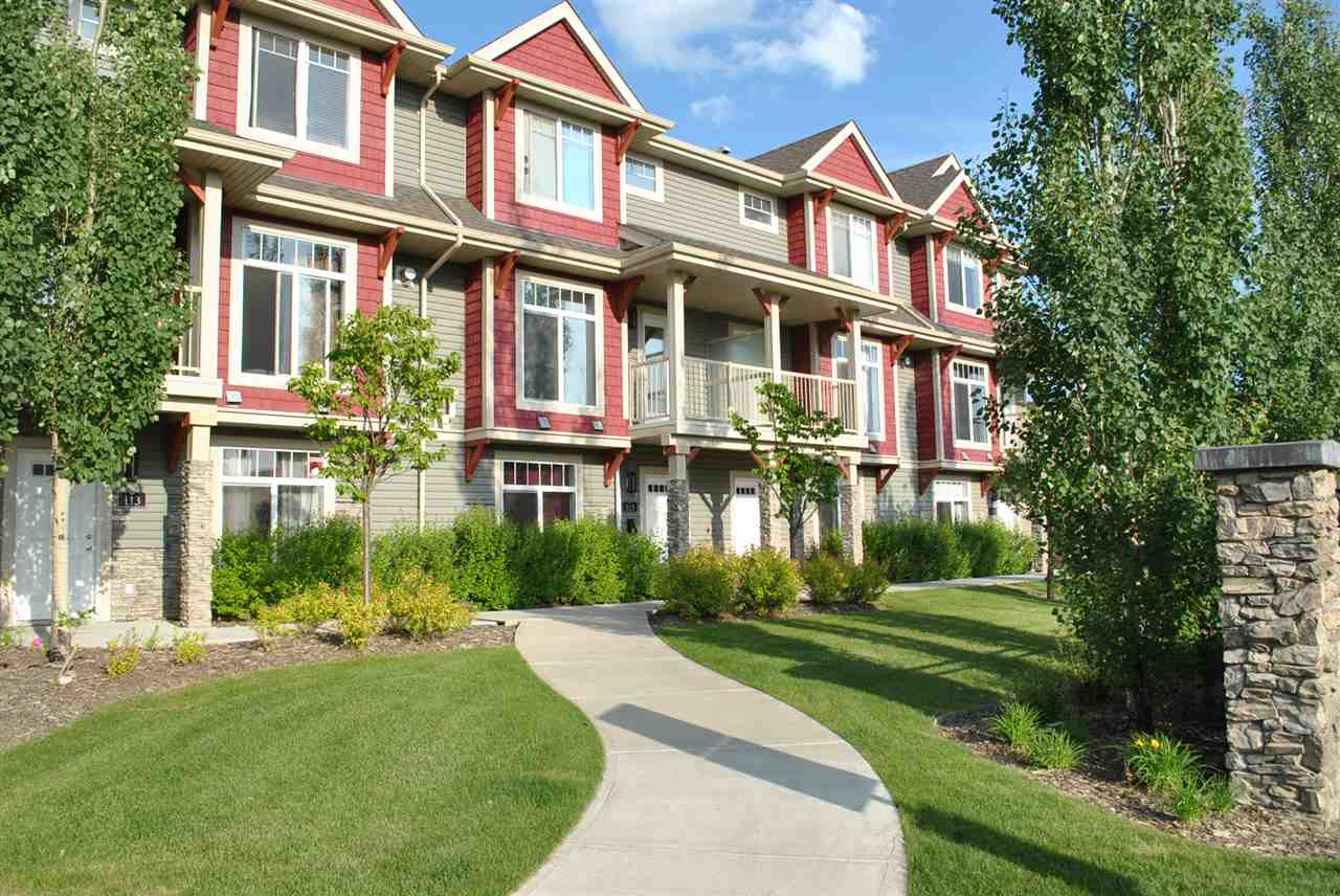 Main Photo: 119 CALLAGHAN Drive in Edmonton: Zone 55 Townhouse for sale : MLS® # E4071094