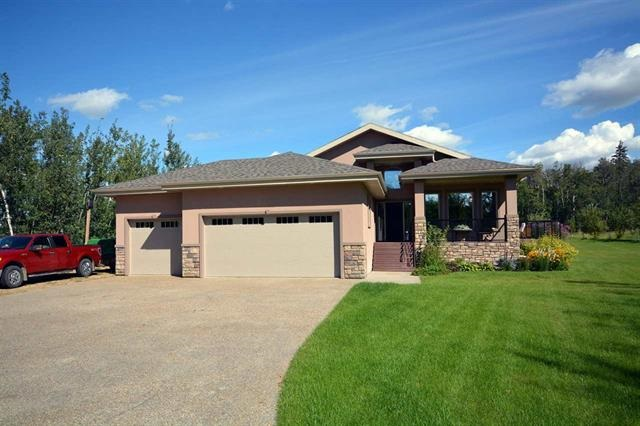 Main Photo: 11 26323 TWP RD 532A: Rural Parkland County House for sale : MLS® # E4076626