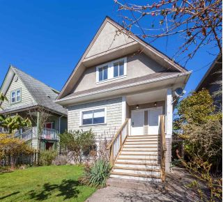 "Main Photo: 1049 E 13TH Avenue in Vancouver: Mount Pleasant VE House for sale in ""Mount Pleasant East"" (Vancouver East)  : MLS® # R2235012"