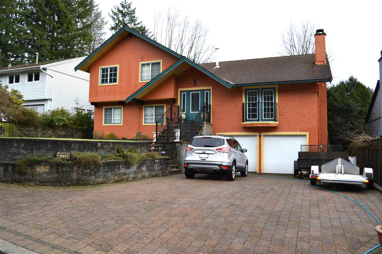 Main Photo: 4356 RUTH Crescent in North Vancouver: Lynn Valley House for sale : MLS®# R2240533