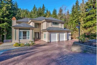 Main Photo: 131 FERN DRIVE: Anmore House for sale (Port Moody)  : MLS®# R2239756