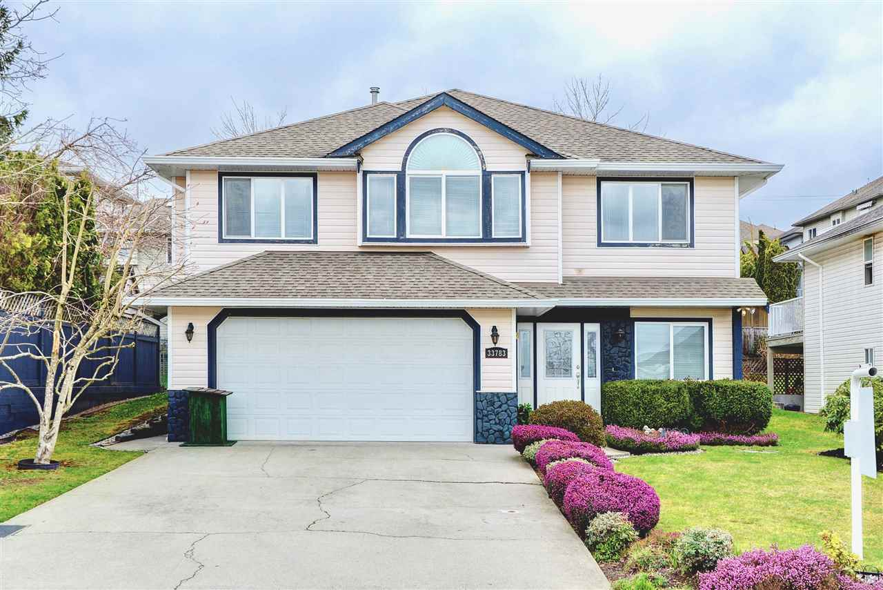 Main Photo: 33783 BLUEBERRY DRIVE in Mission: Mission BC House for sale : MLS®# R2250508