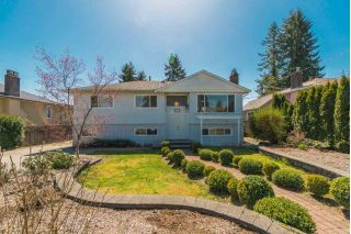 Main Photo: 1518 GROVER Avenue in Coquitlam: Central Coquitlam House for sale : MLS®# R2260573