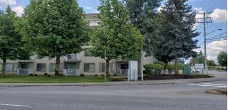 "Main Photo: 335 32830 GEORGE FERGUSON Way in Abbotsford: Central Abbotsford Condo for sale in ""Nelson Mews"" : MLS®# R2275798"