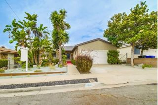 Main Photo: SAN DIEGO House for sale : 3 bedrooms : 1460 Mary Lou Street