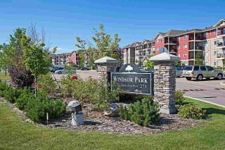 Main Photo: 217 271 CHARLOTTE Way: Sherwood Park Condo for sale : MLS®# E4124282