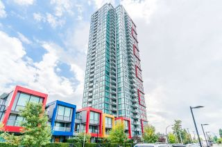 Main Photo: 2105 6658 DOW Avenue in Burnaby: Metrotown Condo for sale (Burnaby South)  : MLS®# R2306014