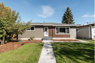 Main Photo: 11444 38 Avenue NW in Edmonton: Zone 16 House for sale : MLS®# E4131710