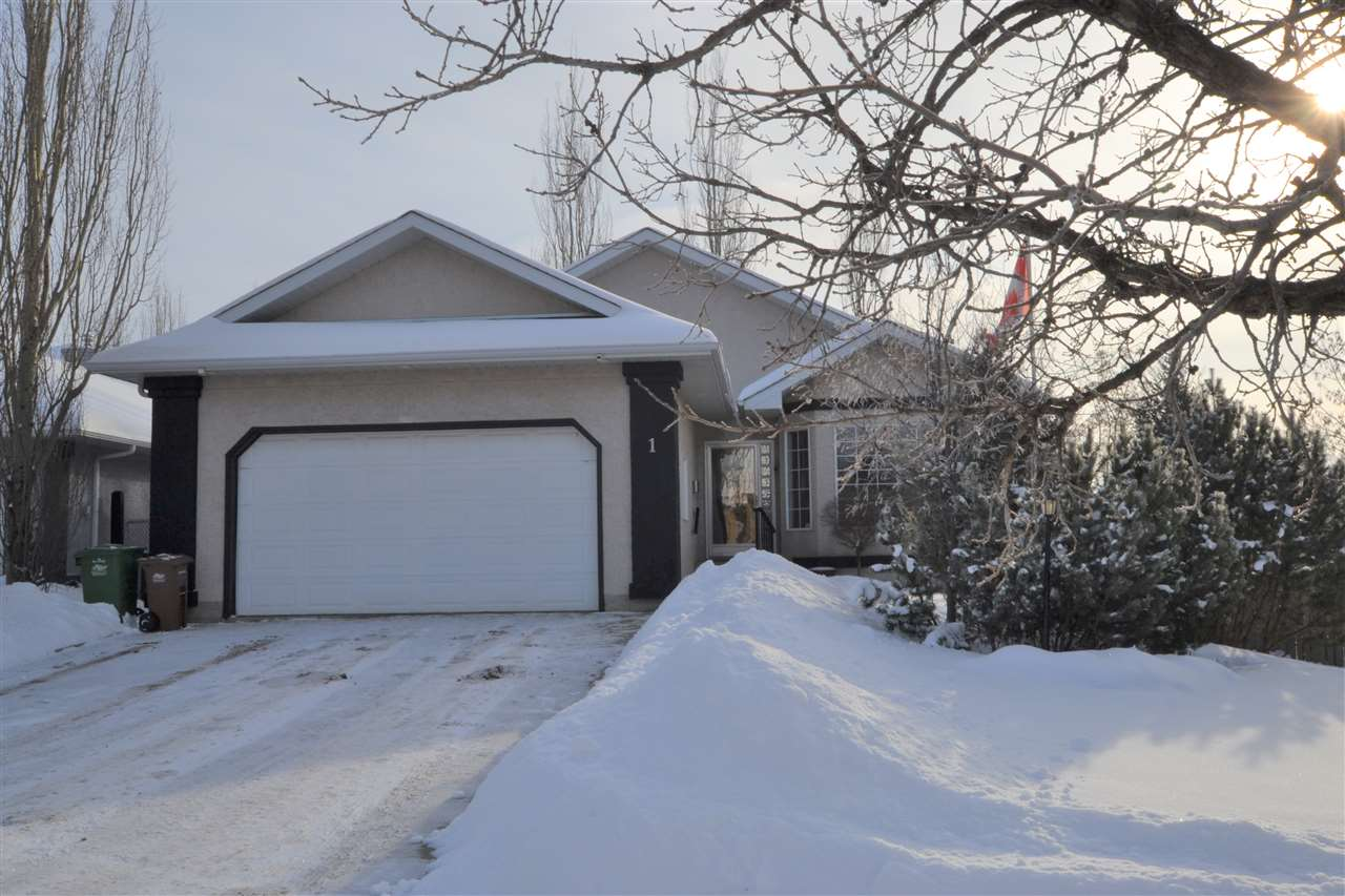 FEATURED LISTING: 1 ORMANDY Place St. Albert