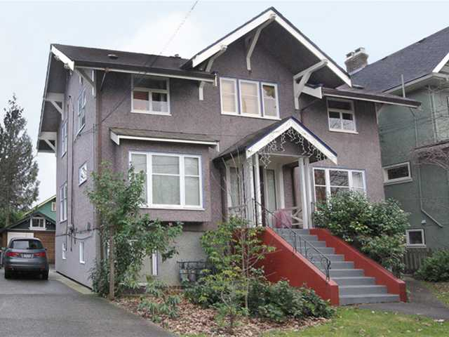 Main Photo: 234 W 13TH Avenue in Vancouver: Mount Pleasant VW House Fourplex for sale (Vancouver West)  : MLS® # V893075