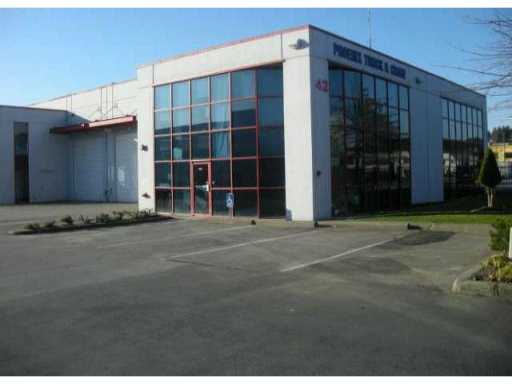 Main Photo: 100 42 FAWCETT Road in COQUITLAM: Cape Horn Commercial for lease (Coquitlam)  : MLS®# V4027560