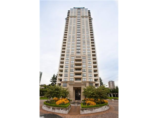 "Main Photo: 1403 4333 CENTRAL Boulevard in Burnaby: Metrotown Condo for sale in ""PRESIDIA"" (Burnaby South)  : MLS® # V913351"