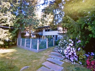 Main Photo: 5605 Keith Road in West Vancouver: Eagle Harbour House  : MLS®# v937548