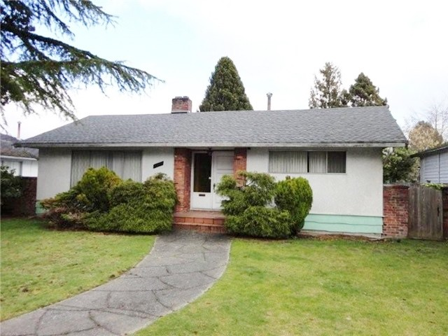 Main Photo: 6090 OAK Street in Vancouver: Oakridge VW House for sale (Vancouver West)  : MLS® # V1040195