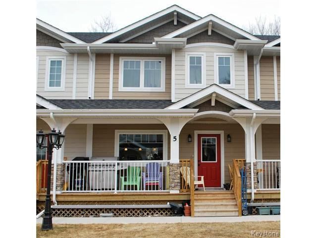 Main Photo: 465 Turenne Street in STPIERRE: Manitoba Other Condominium for sale : MLS® # 1404129