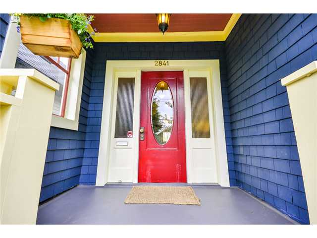 "Photo 2: 2841 WINDSOR Street in Vancouver: Mount Pleasant VE House for sale in ""Mt. Pleasant"" (Vancouver East)  : MLS(r) # V1060987"