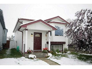 Main Photo: 270 ERIN Circle SE in CALGARY: Erinwoods Residential Detached Single Family for sale (Calgary)  : MLS(r) # C3636241