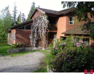 Main Photo: 7005 HINKLEY RD in Chilliwack: Eastern Hillsides House for sale : MLS(r) # H2603184