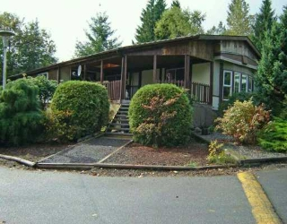"Main Photo: 10221 WILSON Road in Mission: Stave Falls Manufactured Home for sale in ""Triple Creek Estates"" : MLS® # F2620823"