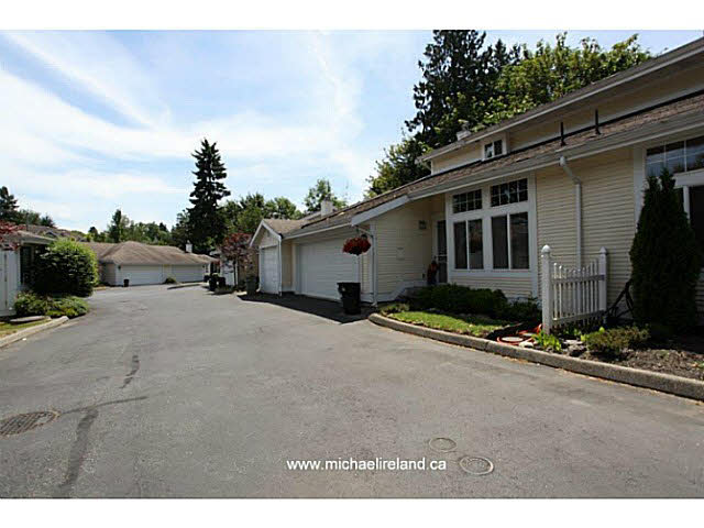 "Main Photo: 13 20761 TELEGRAPH Trail in Langley: Walnut Grove Townhouse for sale in ""WOODBRIDGE"" : MLS® # F1444209"