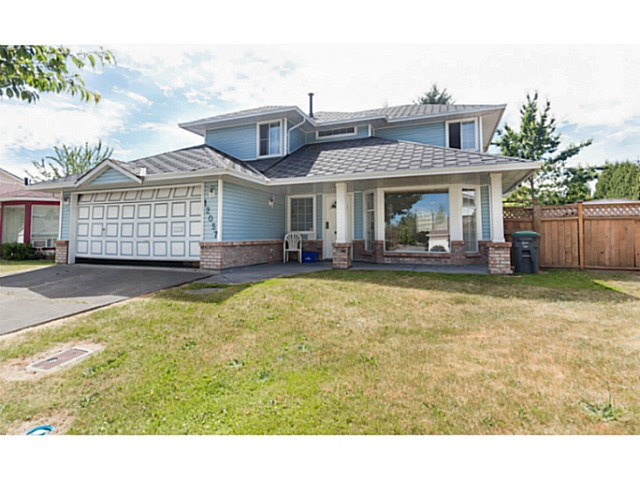 Main Photo: 12057 85A Avenue in Surrey: Queen Mary Park Surrey House for sale : MLS® # F1445442