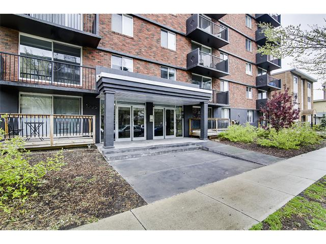 Main Photo: 502 1236 15 Avenue SW in Calgary: Connaught Condo for sale : MLS(r) # C4022000